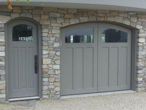 Idea for exterior stonework in ashlar pattern.