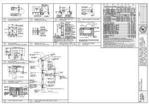 Engineering Detail Sheet