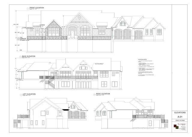 Final Design - Elevation View
