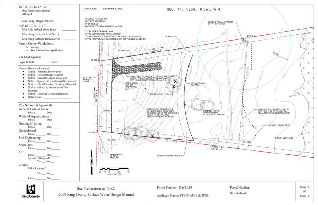 Final Site Plan - Sheet 3